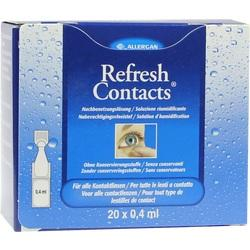 REFRESH CONTACTS